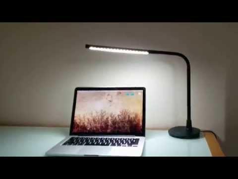 World Best Desk Lamp – Review of the Lumiy Lightline 1250 LED Desk Lamp