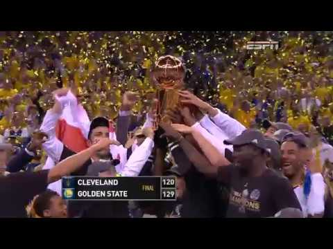 Cleveland Cavaliers at Golden State Warriors   June 12, 2017