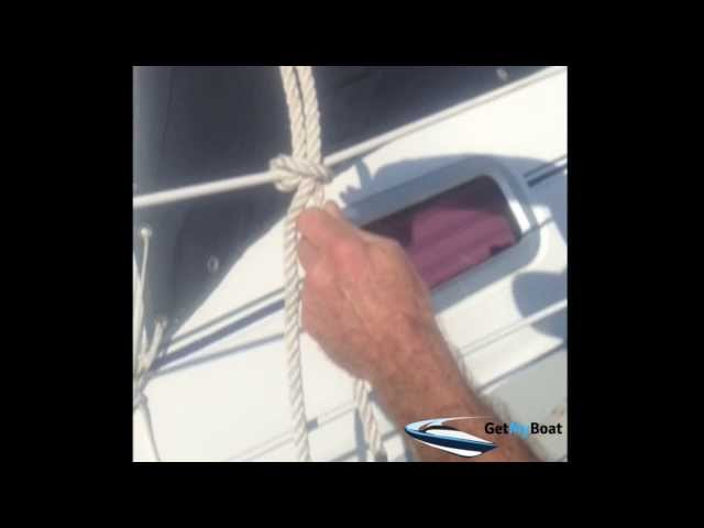Boating Tips & Tutorials: How to Tie a Slip Hitch