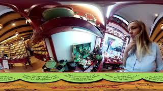 360 VR видео Тенерифе: Cabana Del Te  (Irina Santa Cruz)