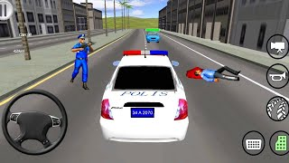 Police Simulator - 3D Police Car Games - Android Gameplay