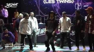 Laurent Les Twins Killed My Beat @Juste Debout Shanghai ! What Happened Remix By ARABIC FLAVOR MUSIC