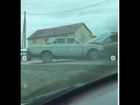 В Якутске пьяный автомобилист-пенсионер устроил ДТП, выехав на встречную полосу