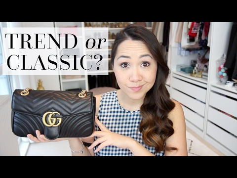 e313bad3818c26 Comparison of Chanel Boy and Gucci Marmont - Youtube Download