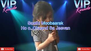 Deewana Leke Aaya Hai Dil Ka Tarana Karaoke Song With