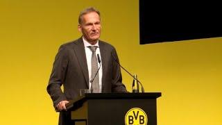 """BVB-Boss Watzke: """"Lucien, du hast unser Vertrauen, aber ..."""""""