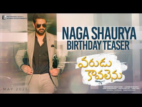 Happy Birthday Naga Shaurya - Varudu Kaavalenu Team