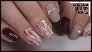 THE SIMPLEST SIMPLE Nail Art / Removing gel varnish with a milling cutter / Hardware manicure