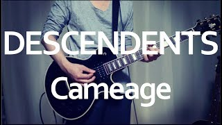 DESCENDENTS - Cameage (Guitar Cover) with TAB