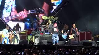 "CP♫ FULL HD Foo Fighters & Guns N' Roses ""It's So Easy""  Live Firenze Rocks 2018"