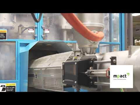 The two stage injection stretch blow moulding process