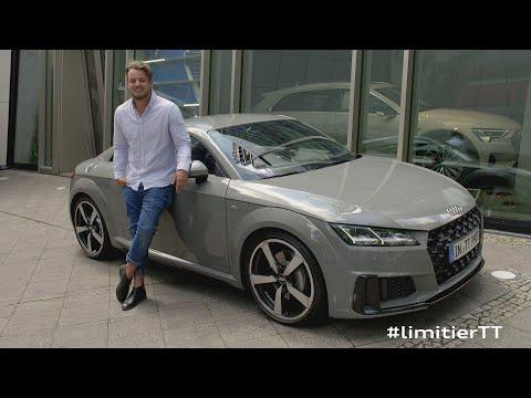 2020 Audi TT Quantumgrau Edition | Nur online | Nur 99-mal | #limitierTT.