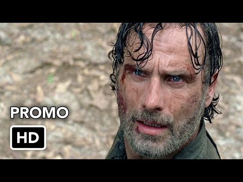 The Walking Dead Season 8 Teaser 'All Out War'