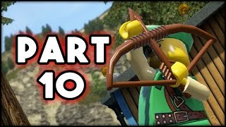 LEGO City Undercover - LBA - Episode 10 - I AM ROBIN HOOD!