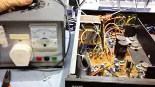 Nad 3130 Pt1 symptoms of a blown output.