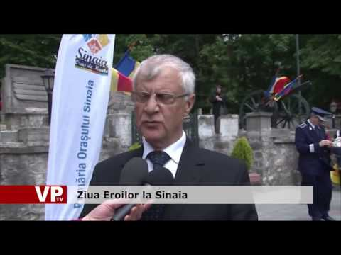 Ziua Eroilor la Sinaia