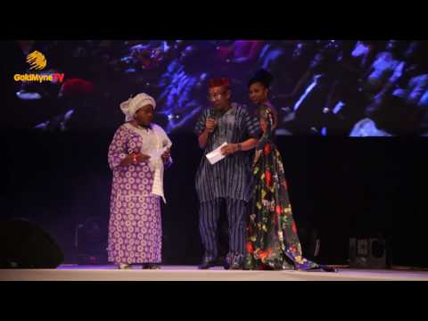 AFRICAN MOVIE ACADEMY AWARDS [AMAA] 2017 IN LAGOS
