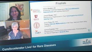 2021 CureAccelerator Live! for Pediatric Rare Diseases – full event