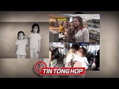 Sau 44 năm thất lạc, chị em gốc Việt đoàn tụ nhờ thử nghiệm DNA