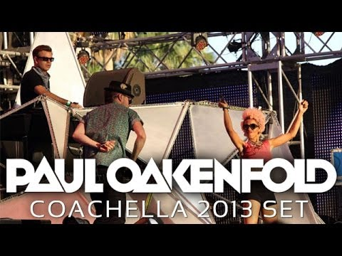 Locked Out of Heaven (Paul Oakenfold Remix) (Song) by Bruno Mars and Paul Oakenfold