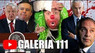"""GALERÍA #111: JORGE RAMOS """"CALIENTA"""" A AMLO CASO COLLADOAGENDA Y DISCURSOS DE AMLO"""