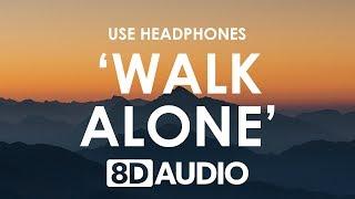 Rudimental, Tom Walker   Walk Alone (8D AUDIO) 🎧