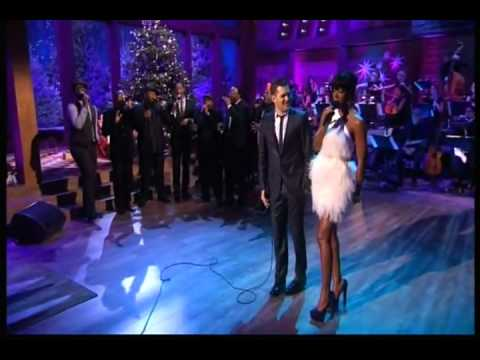 White Christmas - Michael Buble, Shania Twain