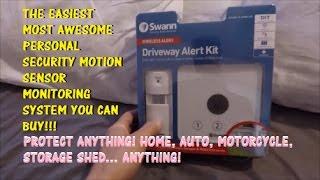 1080p 4 hd camera home cctv kit aldi review - TH-Clip