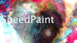 The Art Of Melting Wax - Encaustic Painting For Beginners - SpeedPaint