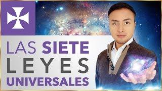 LAS SIETE LEYES UNIVERSALES - Lección Espiritual No. 9 - Yo Soy Espiritual