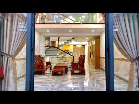 Nhà bán Tân Bình | Nhà mặt tiền 4.2 x 17m, Kinh doanh tốt thiết kế lững 3 lầu đẹp mê ly 8.56 Tỷ