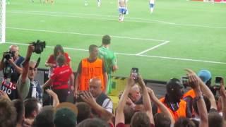 Игорь Акинфеев: единственный к кому нет претензий и кто извинился после матча с Уэльсом