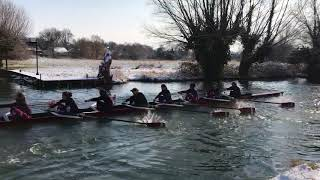 Lent Bumps 2018 Day 2: Winter is Coming (and so is Corpus)