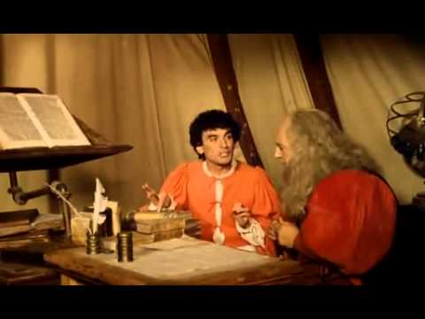 troisi con Da Vinci