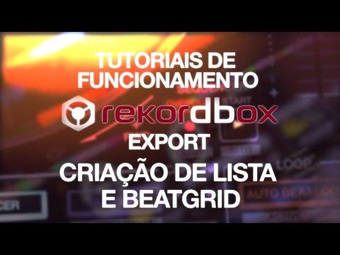 Tutorial] Rekordbox Export - Preparação de Lista Com Campo Harmônico