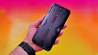 ZTE nubia Red Magic 5G - First Look - Awesome Gaming Phone!