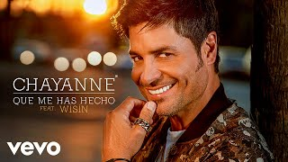 Qué Me Has Hecho (Audio) - Chayanne (Video)
