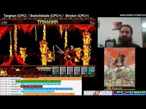 Targhan, Switchblade / Striker In The Crypt Of Trogan