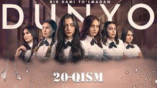 Bir kami to'lmagan dunyo (o'zbek serial) | Бир ками тўлмаган дунё (узбек сериал) 20-qism