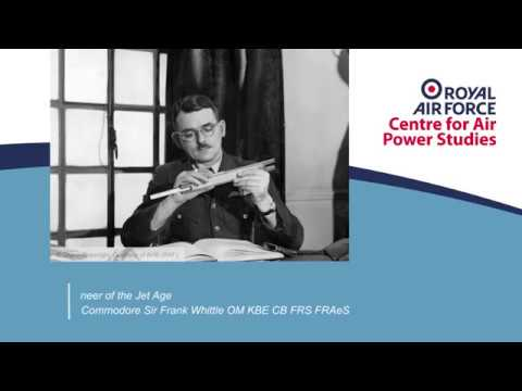 Air Commodore Sir Frank Whittle Interview