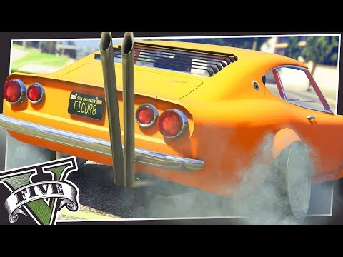 NEW CLASSIC JDM CAR FOR GTA 5