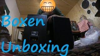 Unboxing Magnat Monitor Supreme 200 | Boxen