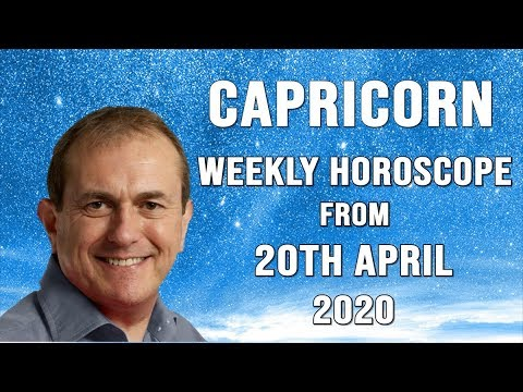 Weekly Horoscopes from 20th April 2020