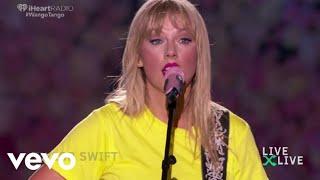 Taylor Swift Delicate (Acustic) IHeartRadio 2019