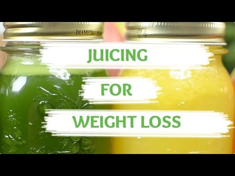 Video JUICING TIPS FOR WEIGHT LOSS | HOW TO LOSE WEIGHT JUICING | Weight Loss Juice Recipe
