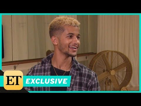 'DWTS': Jordan Fisher Teases 'Nostalgic' Disney Week Dance to 'Moana' (Exclusive)