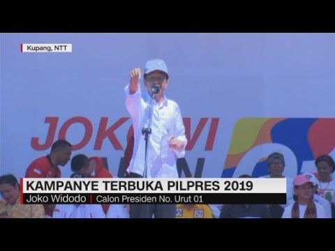 Janji Jokowi Selesaikan 7 Proyek Bendungan di NTT
