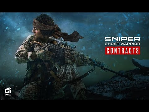 Découverte | Sniper Ghost Warrior Contracts | PS4