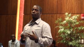 Going 'glocal' - think global, act local...that's glocal! Tobias A. Fox at TEDxBroadStreet