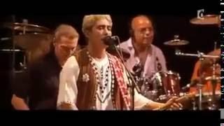 الله يا مولانا مزج الموسيقى التقليدية المغربية و موسيقى الروك ناس الغيوان, الصافي بوتلة و سعيدة فكرى